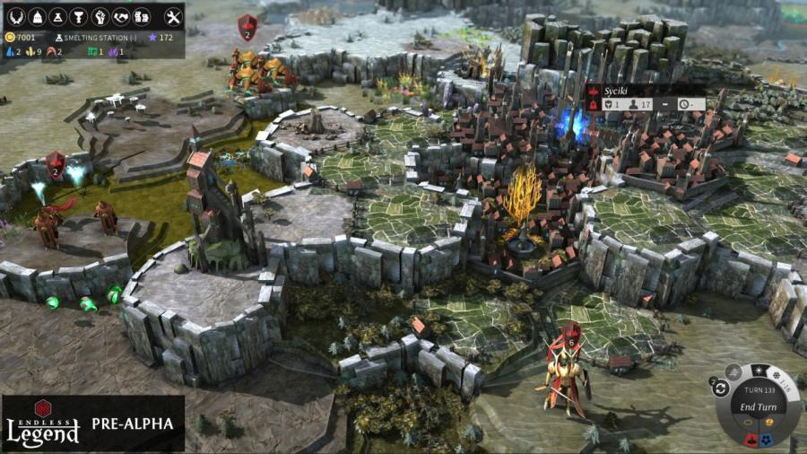 Endless Legend - Founder Pack Screenshot 3