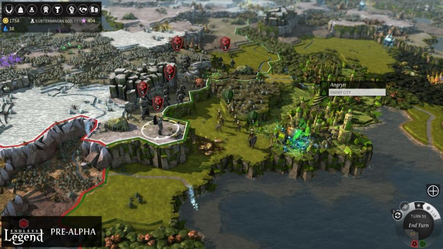 Endless Legend - Founder Pack Screenshot 4