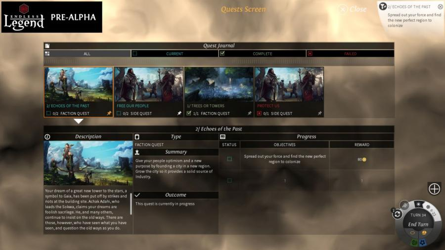 Endless Legend - Founder Pack Screenshot 2