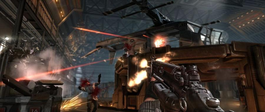 Wolfenstein The New Order - DE/AT Key Screenshot 3