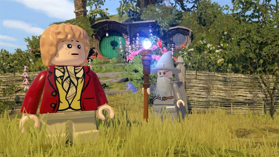 LEGO Der Hobbit - Xbox One Download Code Screenshot 1