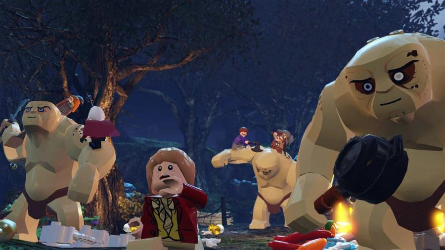 LEGO Der Hobbit - Xbox One Download Code Screenshot 2