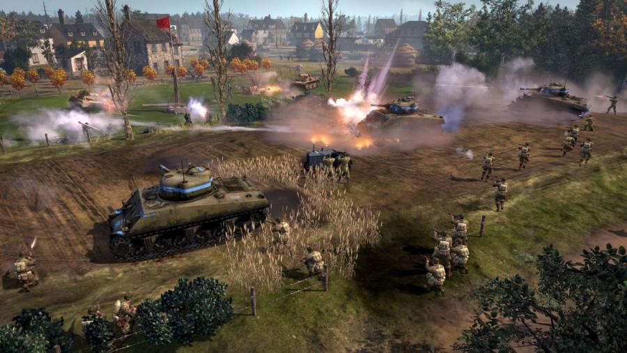 Company of Heroes 2 - The Western Front Armies Screenshot 1