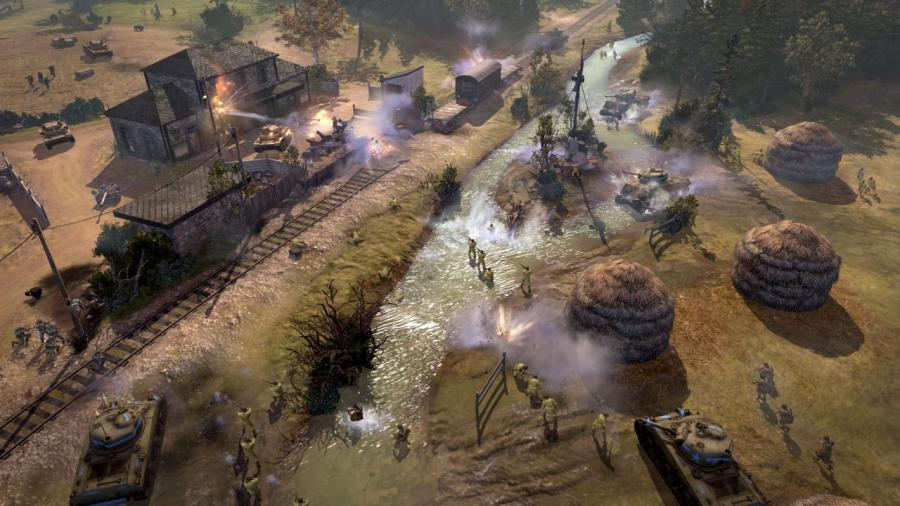 Company of Heroes 2 - The Western Front Armies Screenshot 2