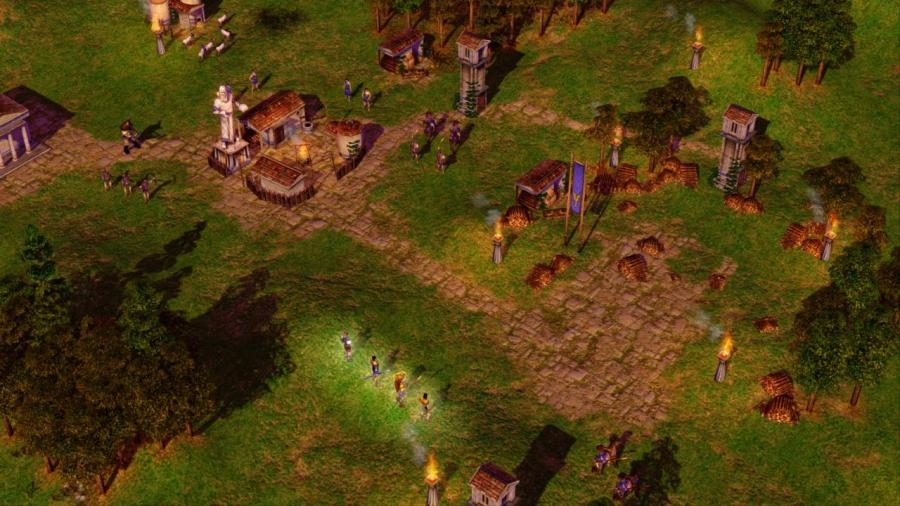 Age of Mythology Extended Edition - Steam Geschenk Key Screenshot 3