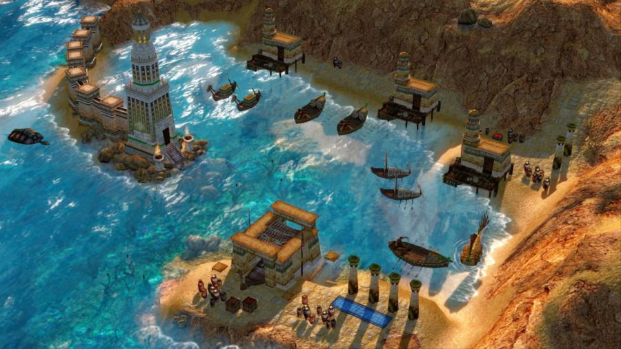 Age of Mythology Extended Edition - Steam Geschenk Key Screenshot 2