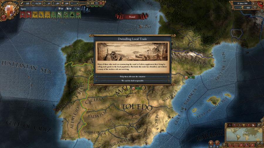 Europa Universalis IV - Wealth of Nations (Addon) Screenshot 6