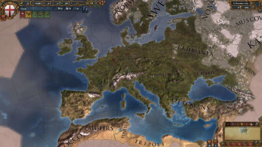Europa Universalis IV - Wealth of Nations (Addon) Screenshot 8