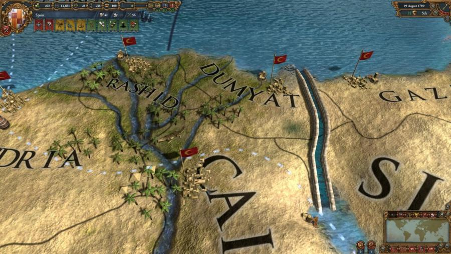 Europa Universalis IV - Wealth of Nations (Addon) Screenshot 2