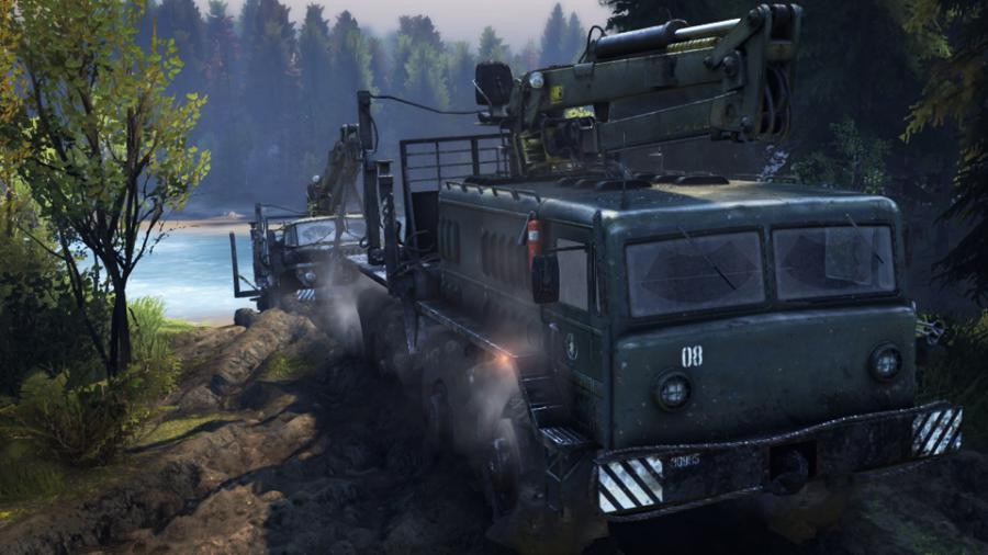 Spintires Screenshot 5