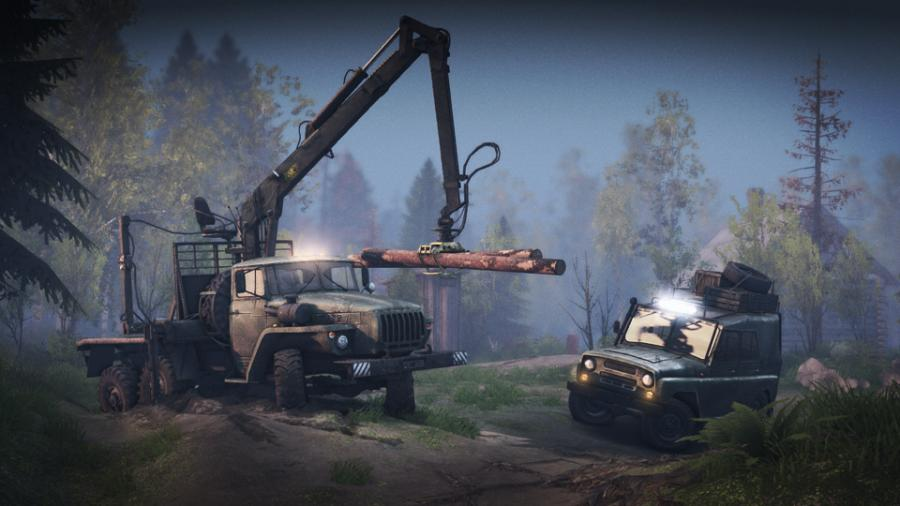 Spintires Screenshot 3