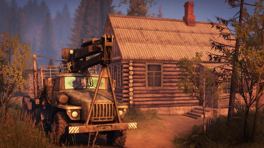 Spintires Screenshot 2