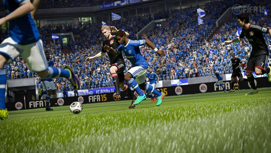 FIFA 15 Screenshot 5