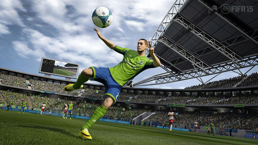 FIFA 15 Screenshot 4
