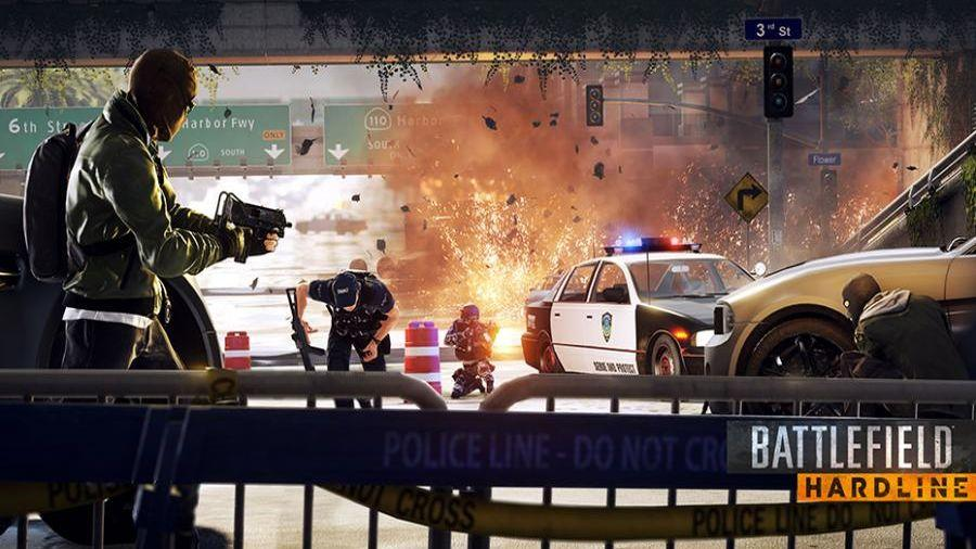 Battlefield Hardline Screenshot 7