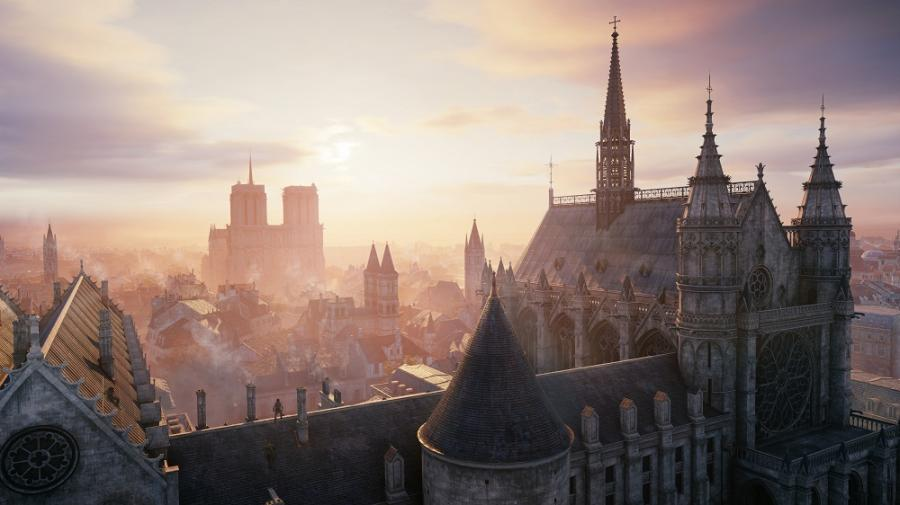 Assassin's Creed Unity Screenshot 3