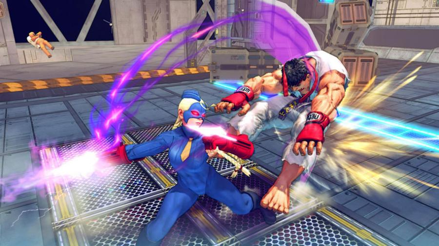 Ultra Street Fighter IV Screenshot 5