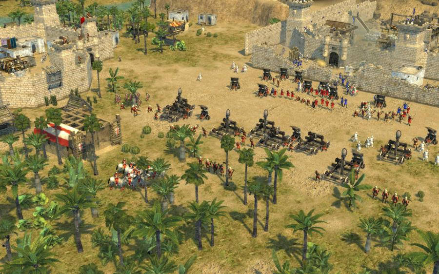 Stronghold Crusader 2 Screenshot 1