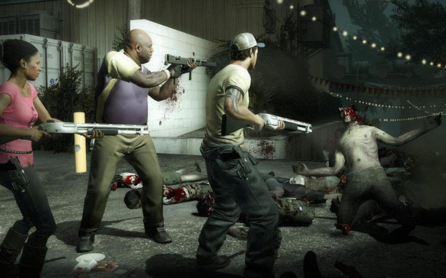 Left 4 Dead 2 - Steam Geschenk Key Screenshot 1