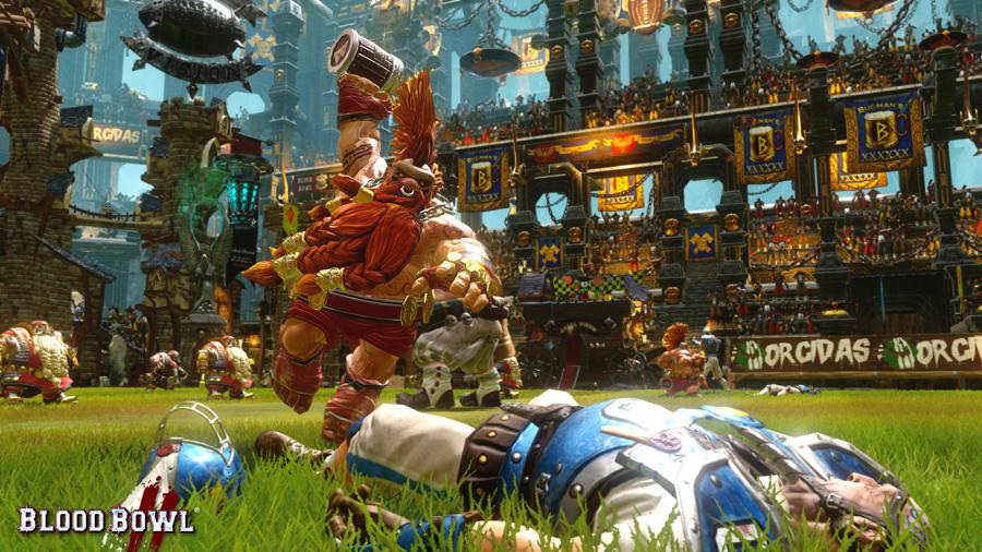 Blood Bowl 2 Screenshot 9