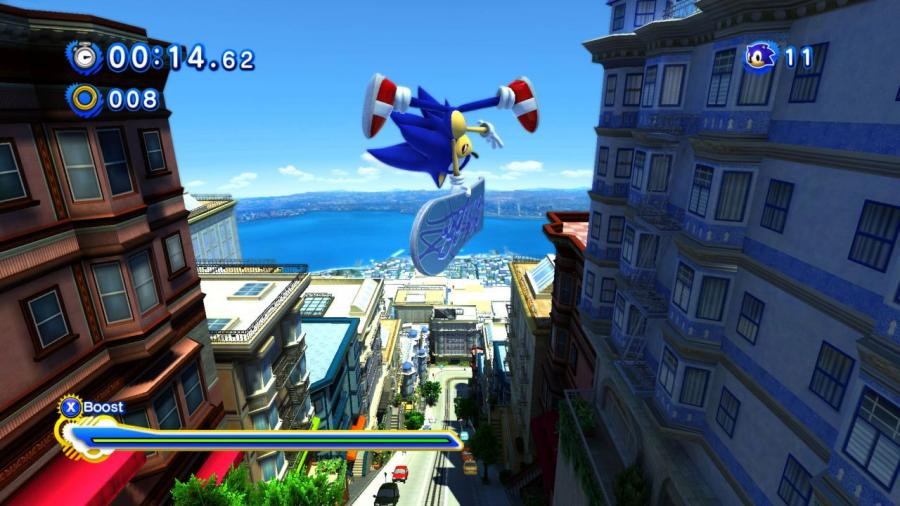 Sonic Generations Screenshot 4