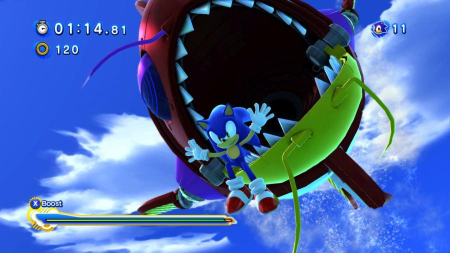 Sonic Generations Screenshot 7
