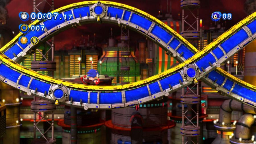 Sonic Generations Screenshot 5