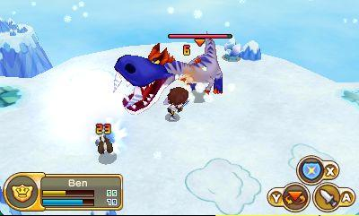 Fantasy Life - 3DS Screenshot 8