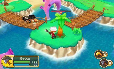 Fantasy Life - 3DS Screenshot 5