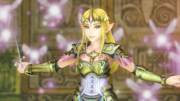 Hyrule Warriors - Wii U Download Code Screenshot 3