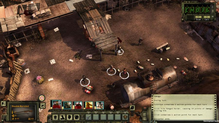 Wasteland 2 Screenshot 3