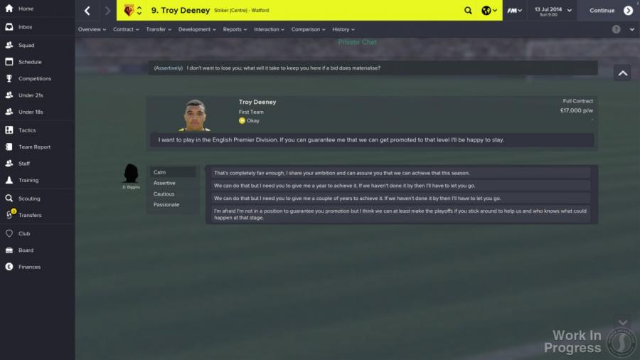 Football Manager 2015 Screenshot 5