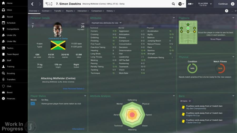 Football Manager 2015 Screenshot 4