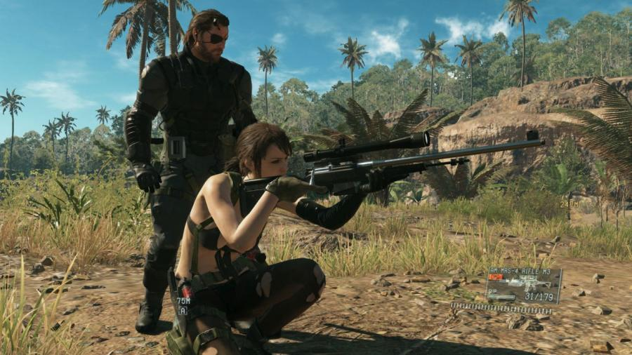 Metal Gear Solid V - The Phantom Pain Screenshot 8