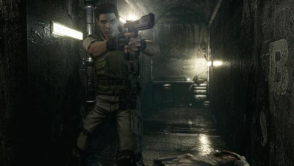 Resident Evil HD Remaster Screenshot 3