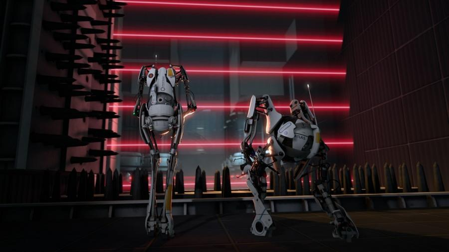 Portal 2 - Steam Geschenk Key Screenshot 3