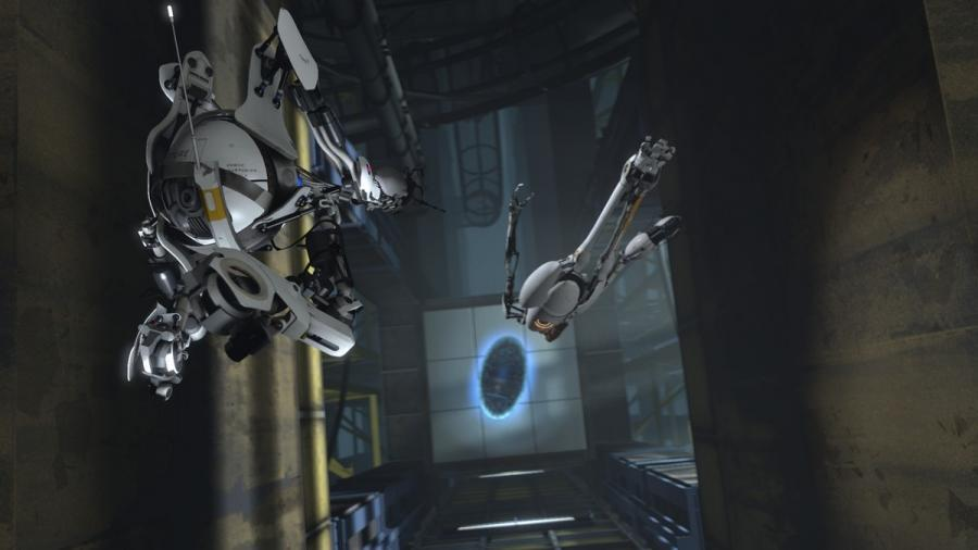 Portal 2 - Steam Geschenk Key Screenshot 7