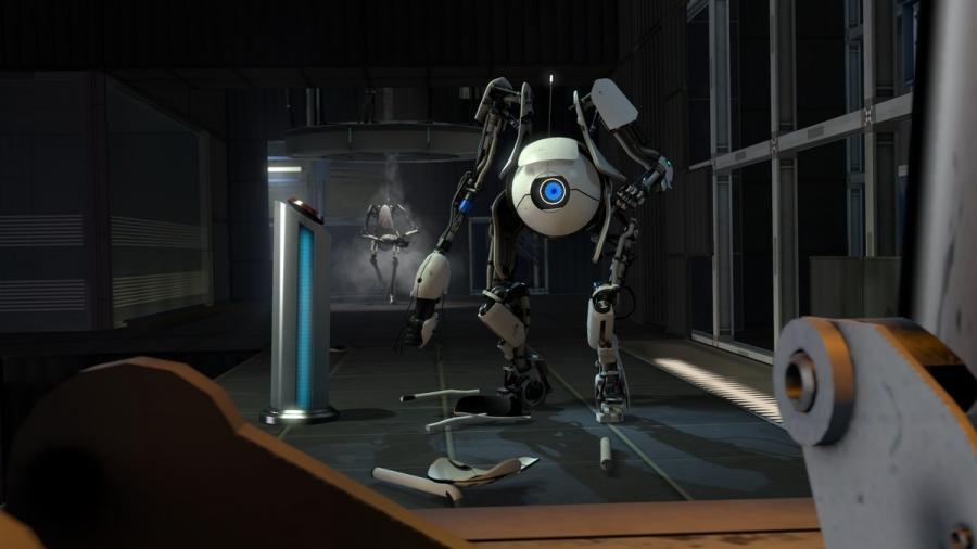 Portal 2 - Steam Geschenk Key Screenshot 4