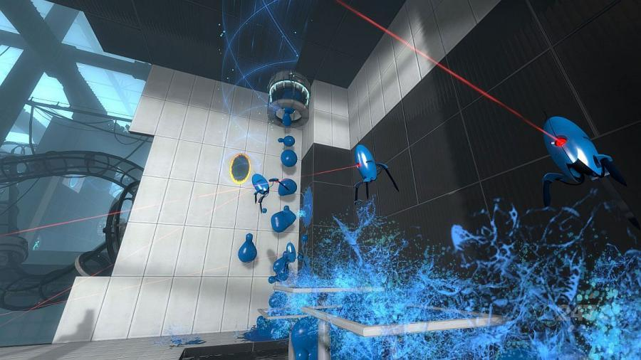 Portal 2 - Steam Geschenk Key Screenshot 8