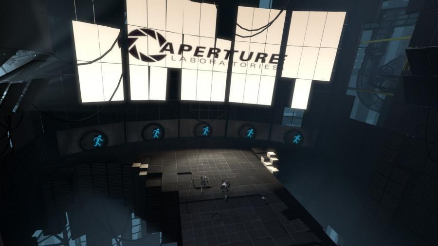 Portal 2 - Steam Geschenk Key Screenshot 2