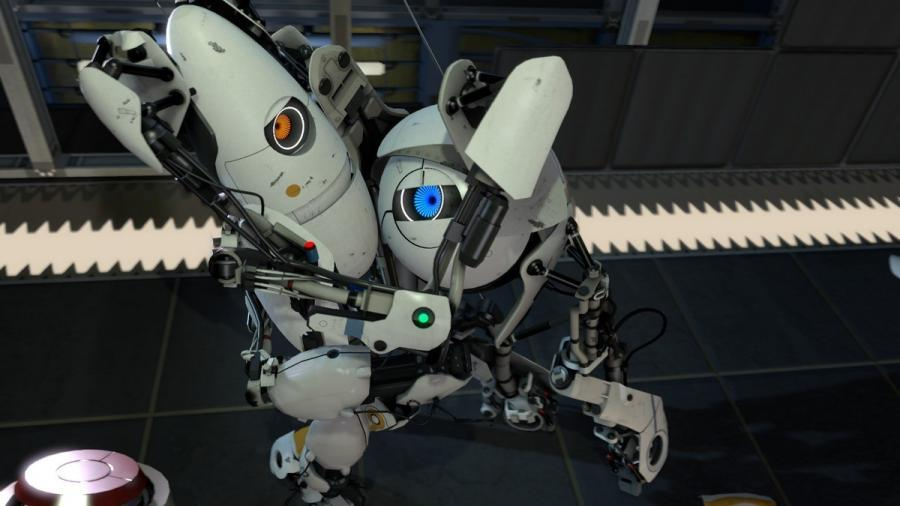 Portal 2 - Steam Geschenk Key Screenshot 6