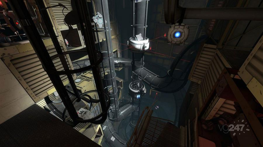 Portal 2 - Steam Geschenk Key Screenshot 1