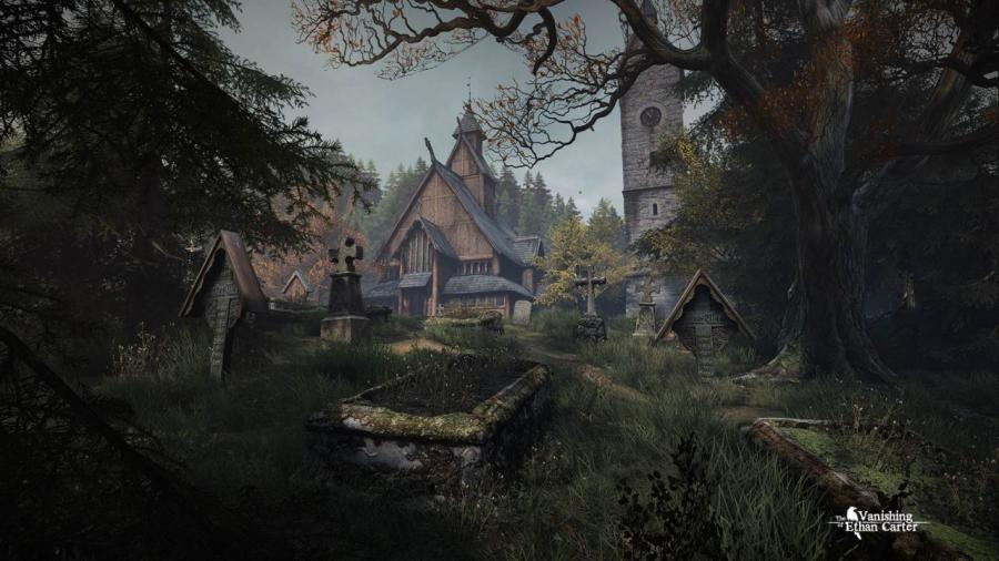 The Vanishing of Ethan Carter Screenshot 3