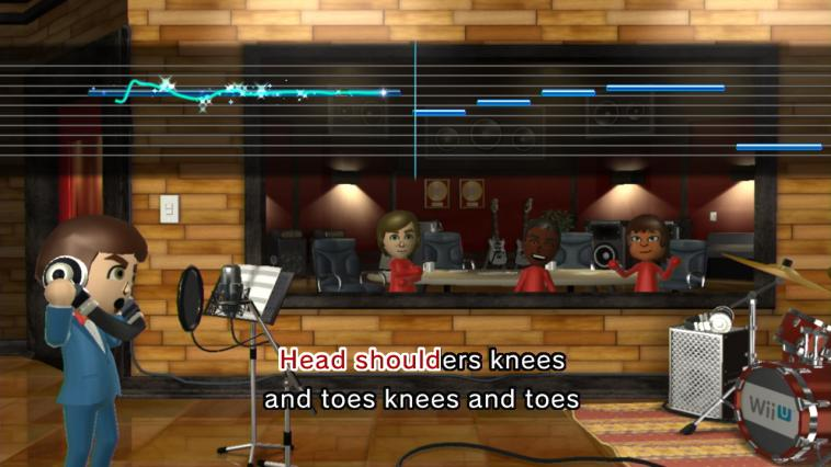 Wii Karaoke U - 24 Stunden Ticket Screenshot 2