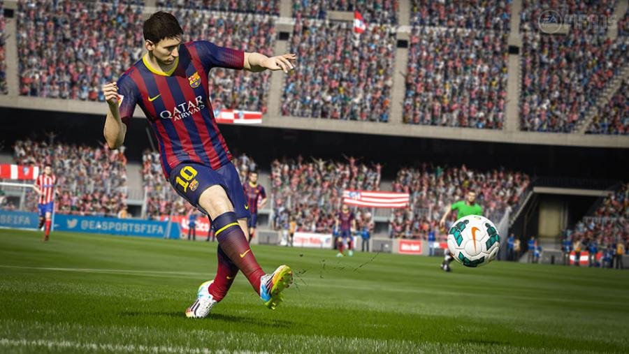 FIFA 15 Ultimate Team Edition - PS4 Download Code Screenshot 1