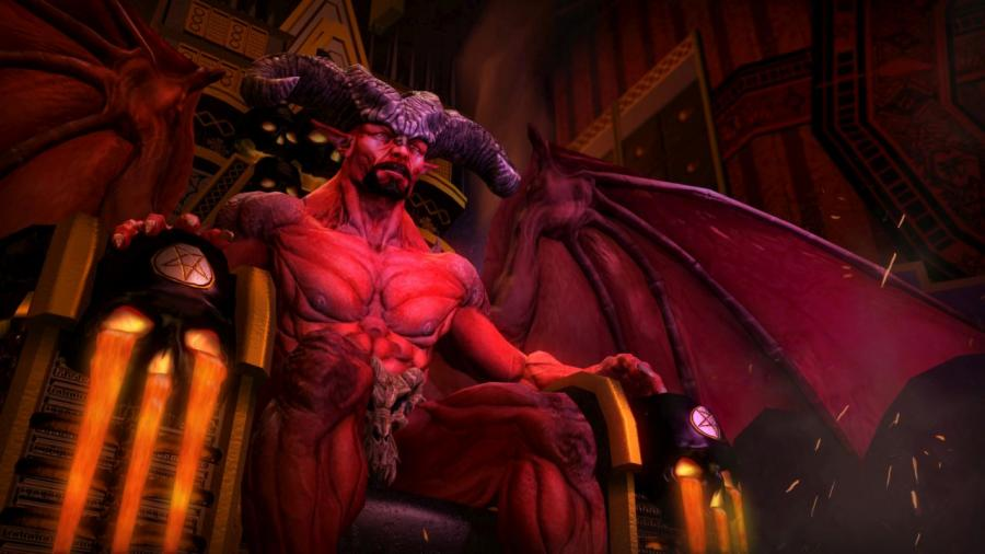 Saints Row - Gat Out of Hell Screenshot 7