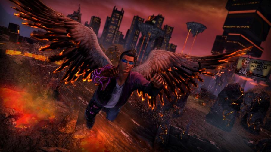 Saints Row - Gat Out of Hell Screenshot 3