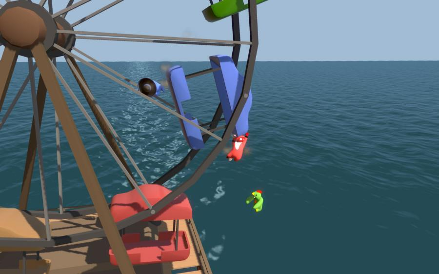 Gang Beasts - Steam Geschenk Key Screenshot 1