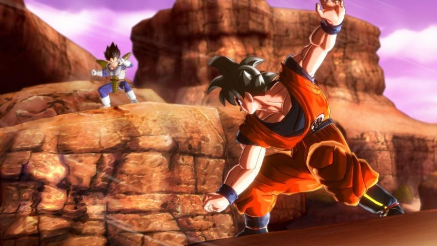 Dragon Ball Xenoverse Screenshot 7