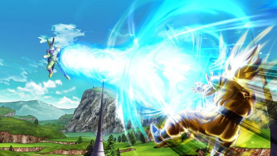 Dragon Ball Xenoverse Screenshot 5